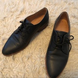 Madewell frances oxford